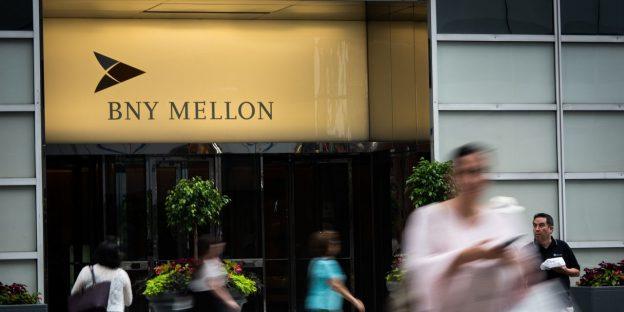 Bank of New York Mellon Berinvestasi dalam Crypto Startup