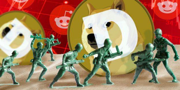 Kampanye pasukan Dogecoin untuk mendorong crypto ke $ 1 gagal — jadi mengapa bulls masih merasa dibenarkan?