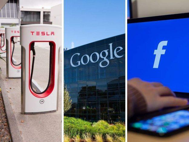 Token kripto Google, Facebook, dan Tesla diluncurkan di bursa kripto FTX