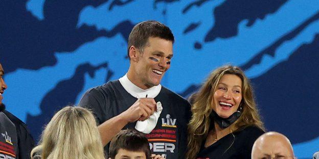 Tom Brady, Gisele Bundchen mengambil saham ekuitas di perusahaan crypto FTX