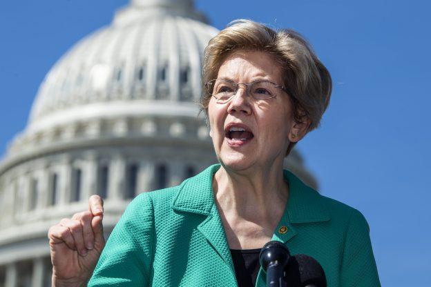 Elizabeth Warren menekan Janet Yellen untuk mengatasi ancaman di pasar crypto
