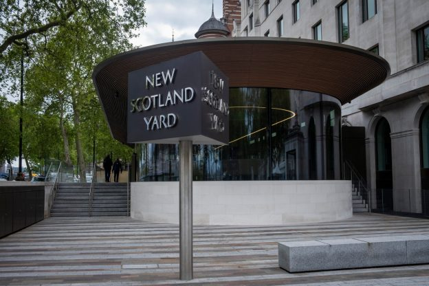 Polisi Inggris menyita hampir $250 juta dalam bentuk kripto yang terkait dengan pencucian uang