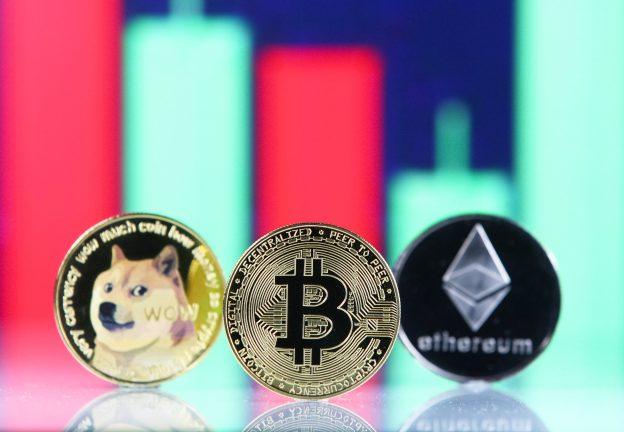 Bagaimana altcoin seperti eter menangkap semakin banyak pasar crypto