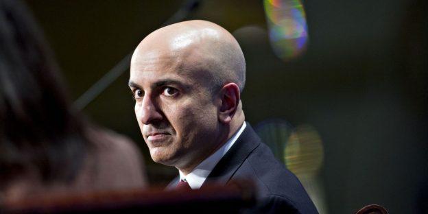 Crypto adalah '95% penipuan, sensasi, kebisingan, dan kebingungan,' kata Neel Kashkari dari Fed