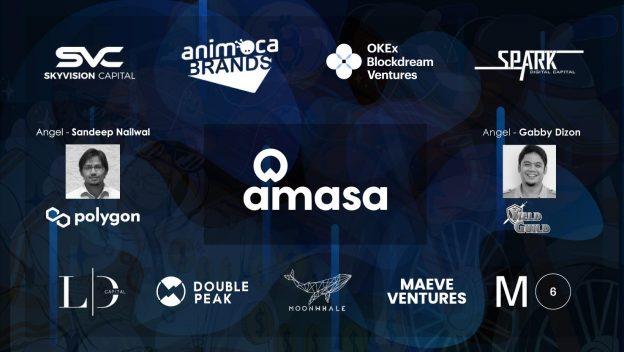 Amasa Mengumpulkan $1.5M Dipimpin Oleh Merek Animoca Untuk Membangun Aplikasi Streaming Investasi Mikro