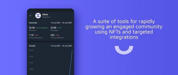 Idexo Meluncurkan Perangkat Pengembangan Komunitasnya Untuk Membantu Merek Mencetak NFT di Twitter dan Telegram