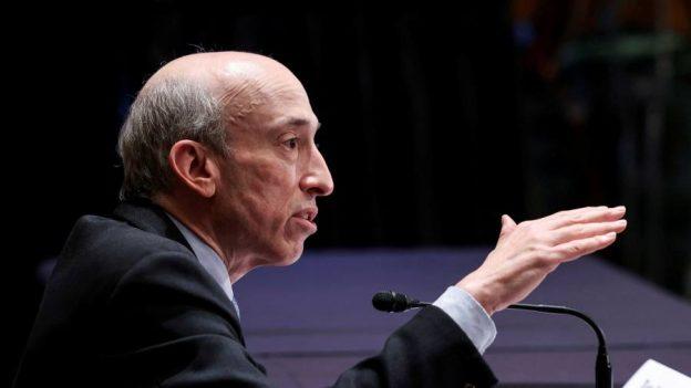 Produk Crypto yang menawarkan pengembalian tidak dapat menghindari regulasi, kata bos SEC