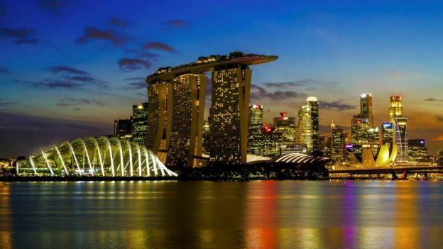 Surat: Pendekatan Singapura adalah menjadi bagian dari perjalanan crypto
